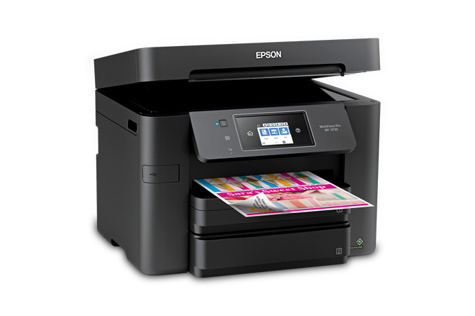 WorkForce Pro WF-3733 All-in-One Printer