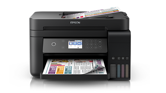 Epson L6170 Wi-Fi Duplex Multifunction InkTank Printer with ADF