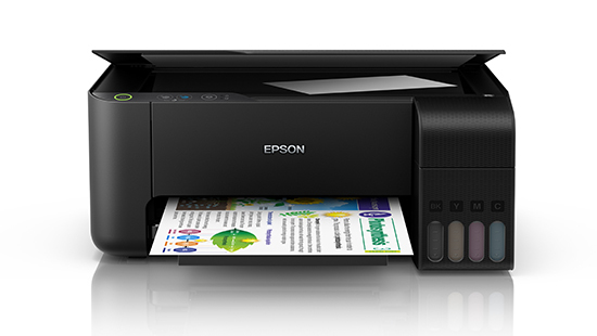 Epson Ecotank L3110 All In One Ink Tank Printer Ink Tank