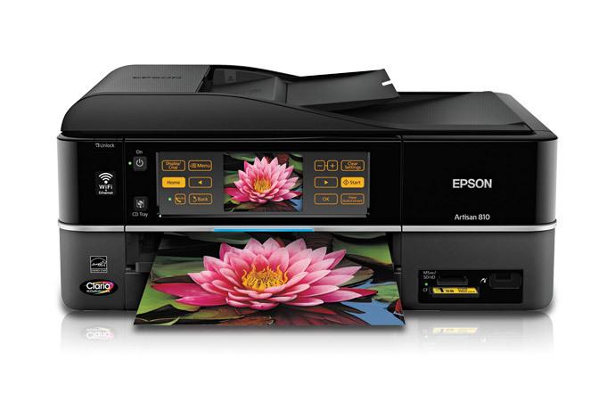 epson artisan 810 all in one printer inkjet printers for home rh epson com epson artisan 810 printer manual epson artisan 810 printer manual