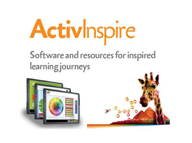 Promethean ActivInspire