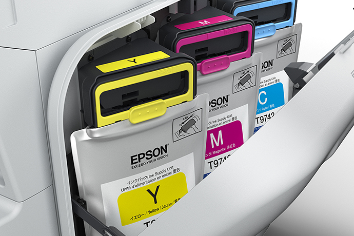 Epson WorkForce Pro WF-C869R Business Inkjet Copier