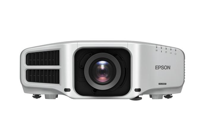 Proyector Epson Pro G7500U c/ 4K Enhancement y Lente Estándar
