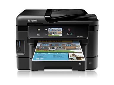epson workforce wf 3540 workforce series all in ones printers rh epson com Epson Workforce WF- 7520 Epson Workforce WF- 3520