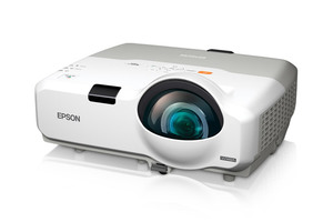 BrightLink 435Wi Interactive WXGA 3LCD Projector with Wall Mount