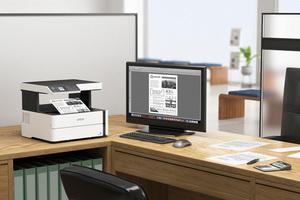EcoTank ET-M2170 Wireless Monochrome All-in-One Supertank Printer