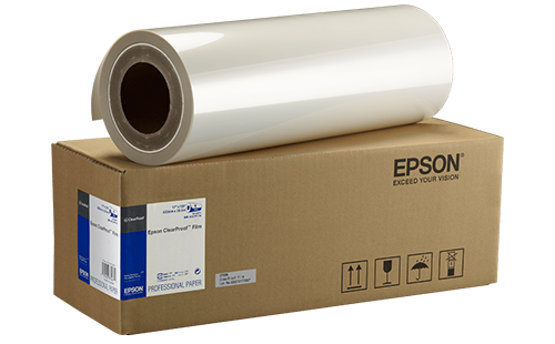 Epson ClearProof Film - 24 in x 30m 1 Roll