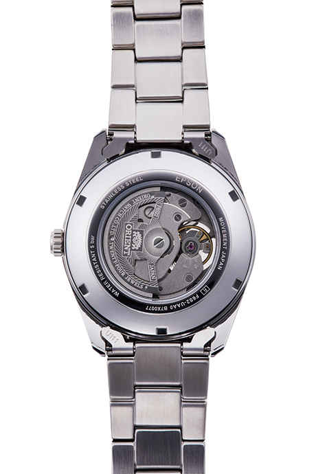 ORIENT: Mechanical Contemporary Watch, Metal Strap - 40.8mm (RA-AR0003L)