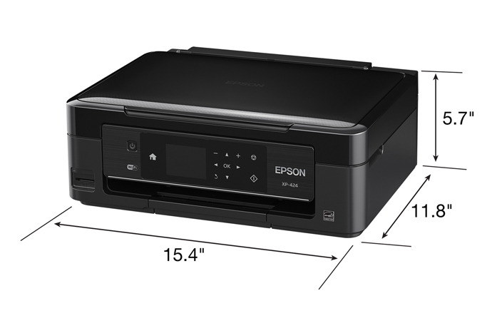 Epson Expression Home XP-424 Small-in-One All-in-One ...