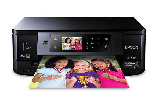 Expression Premium XP-640 Small-in-One All-in-One Printer