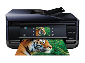 Baixar Epson XP-802 Driver Impressora Windows, Mac