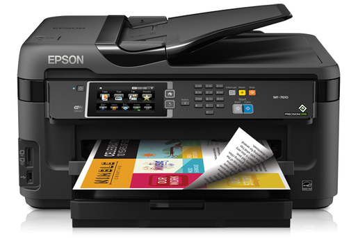 WorkForce WF-7610 All-in-One Printer