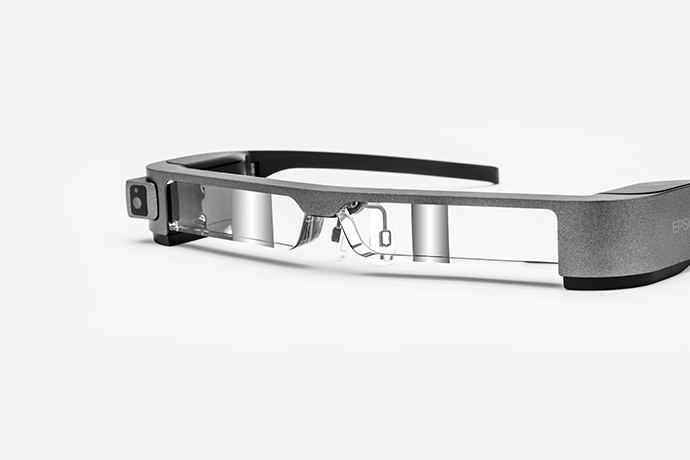Moverio BT-300 Smart Glasses (AR/Developer Edition)