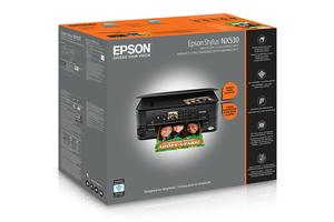 Epson Stylus NX530 All-in-One Printer