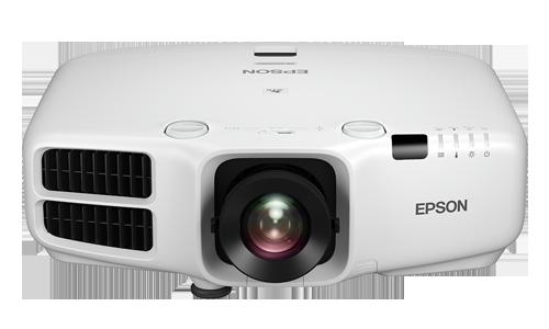 Proyector PowerLite Pro G6070W con lente estándar