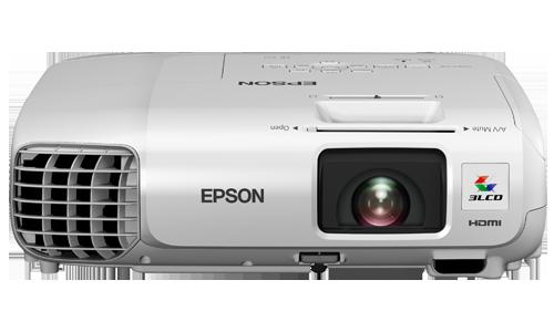 PowerLite S17 SVGA 3LCD Projector