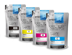 Tinta Epson T46C UltraChrome DS