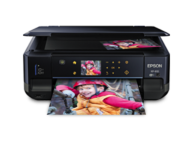 Epson expression home xp-610 a4 multifunction colour inkjet printer.