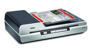 Epson GT-1500 Flatbed Document Scanner with ADF