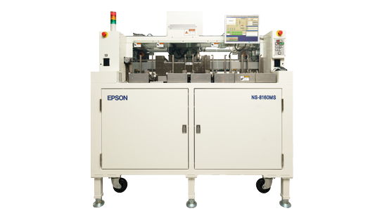 Epson NS8160MS IC Test Handler