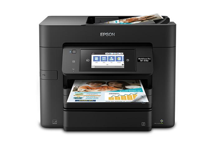 Epson 4740 Printer Install Drivers
