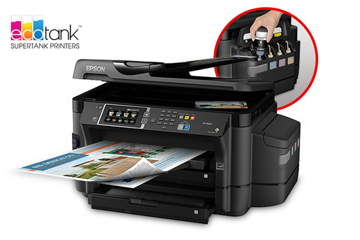 WorkForce ET-16500 EcoTank Wide-format All-in-One Supertank Printer