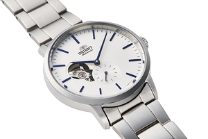 ORIENT: Mechanical Contemporary Watch, Metal Strap - 40mm (RA-AR0102S)
