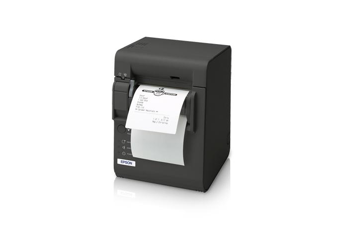 TM-L90 Label Printer with Peeler