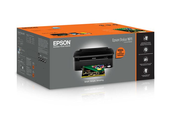 Epson Stylus N11 Inkjet Printer