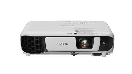 Epson EB-W41 WXGA 3LCD Projector