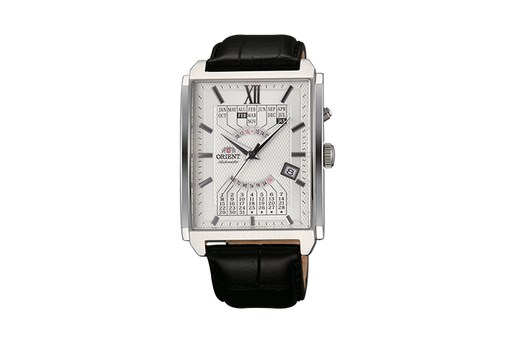 Mechanical Contemporary, Leather Strap - 36.0mm (EUAG005W)