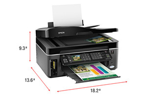 Epson WorkForce 610 All-in-One Printer