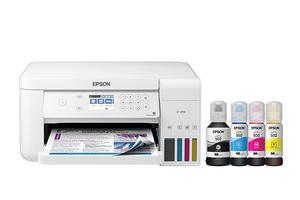 EcoTank ET-3710 All-in-One Cartridge-Free Supertank Printer