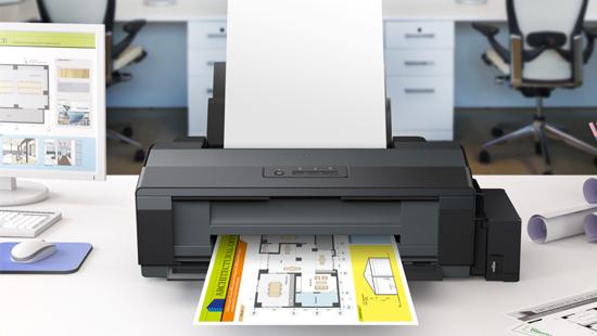 Impressora Epson Ecotank L1300 Ecotank Impressoras Para