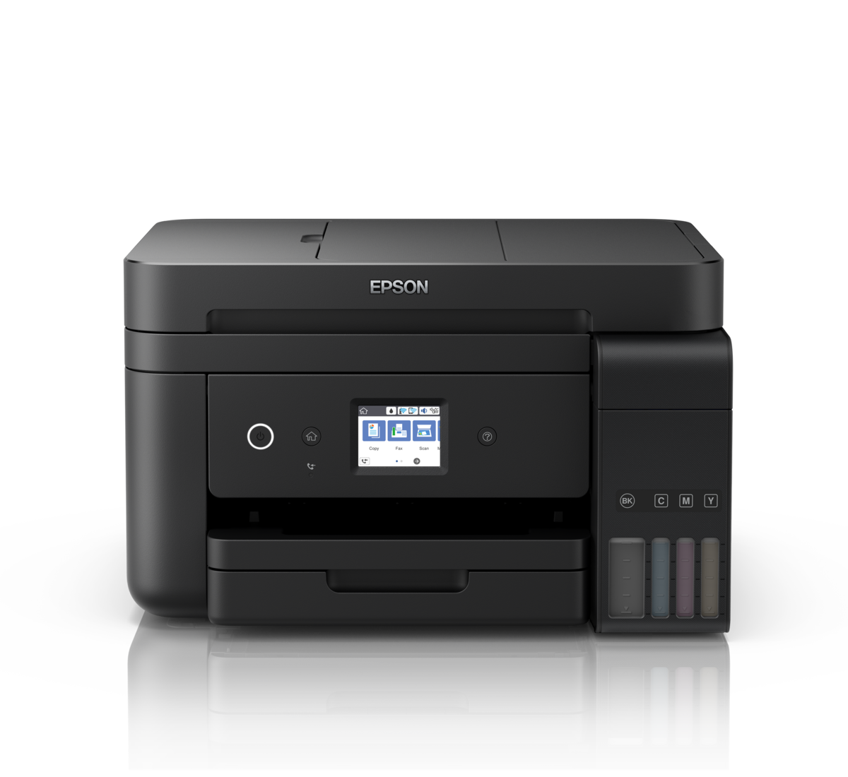 Epson L6190 Wi Fi Duplex All In One Ink Tank Printer With Adf Ink Tank System Printers Epson Indonesia
