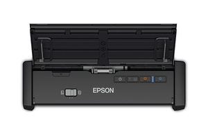 Epson DS-320 Portable Duplex Document Scanner with ADF