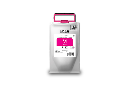 Epson R12X, Magenta Ink Pack, High Capacity