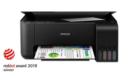 picture regarding Epson Ink Coupon Printable called Epson EcoTank L3110 All-within-One particular Ink Tank Printer Ink Tank