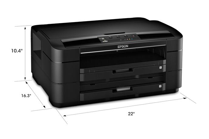 how to clean an epson printer wf-7010