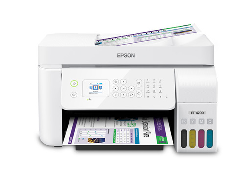EcoTank ET-4700 All-in-One Printer