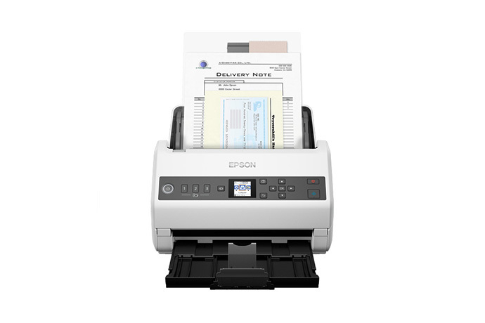 Epson WorkForce DS-730N A4 Duplex Sheet-fed Document Scanner