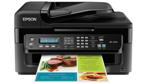 Epson WorkForce WF-2532 Printer