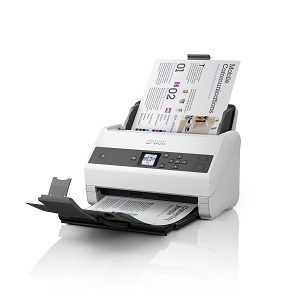 Epson WorkForce DS-870 A4 sheetfeed scanner