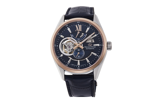 Mechanical Contemporary, Leather Strap - 41.omm (RE-AV0111L)