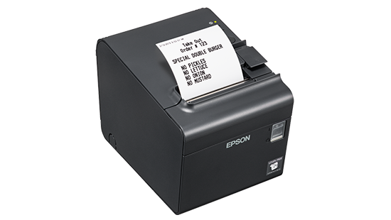 Epson TM-L90LFC Liner-Free Thermal Label Printer