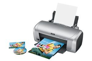 Epson Stylus Photo R220 Ink Jet Printer