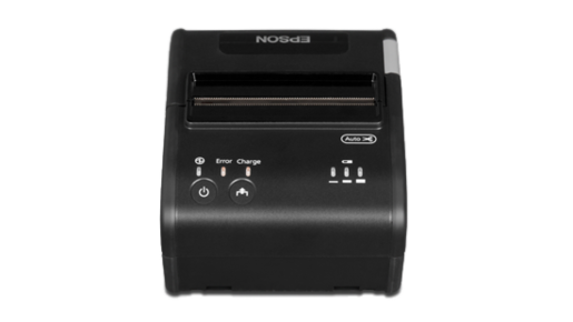 "Epson TM-P80 3"" Mobile Thermal POS Receipt Printer"