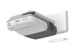 BrightLink 455Wi Interactive Projector with RM Easiteach Software