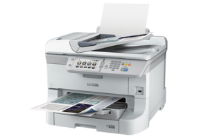 Epson WorkForce Pro WF-8591