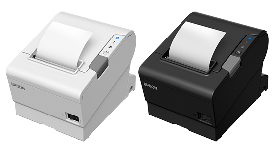 Epson TM-T88VI-iHub Thermal POS Receipt Printer